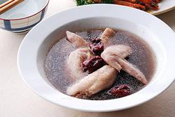 木耳燉雞翅湯(電鍋)-中華料理
