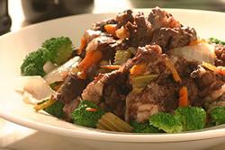 紅酒燉牛肉-西式料理