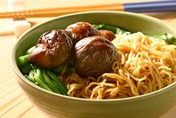 蠔油撈麵-中華料理