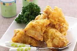 脆皮炸雞塊-西式料理