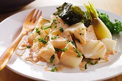 海苔涼拌冷筍-中華料理