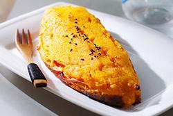 黃金番薯燒-烘焙