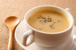 用Blendtec調理機做玉米濃湯-西式料理