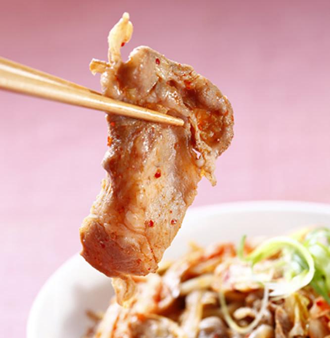 食譜:韓式泡菜燒肉