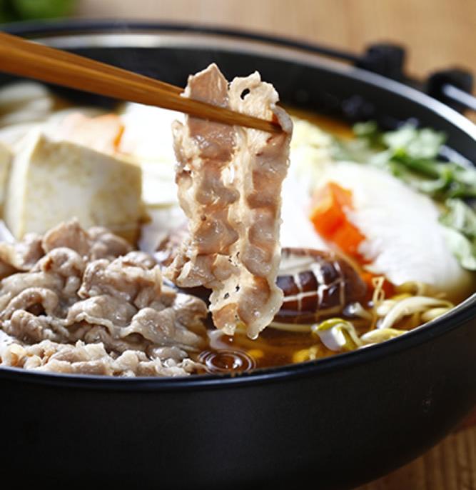 食譜:雪花牛壽喜燒
