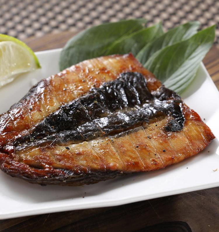 食譜:鮮烤虱目魚