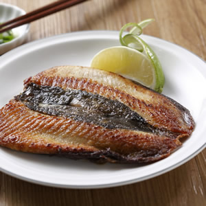乾煎虱目魚