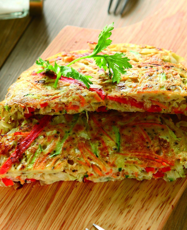 食譜:蔬菜煎餅(6)