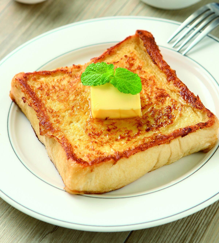 食譜:法式煎土司