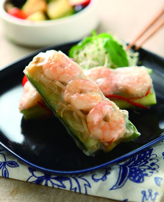 食譜:越式酸辣春卷