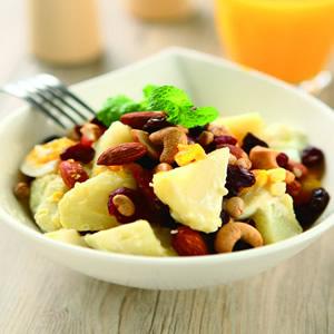 馬鈴薯蓁果蛋沙拉