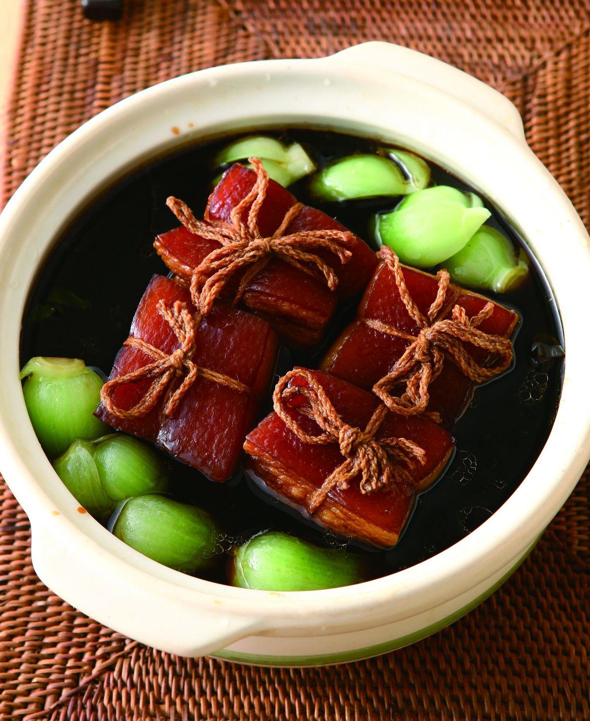 食譜:東坡肉(10)