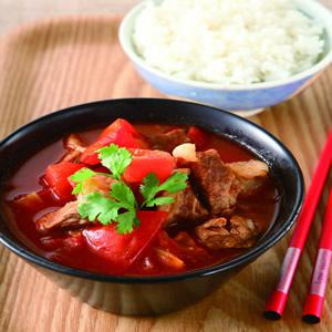 蕃茄滷肉(1)