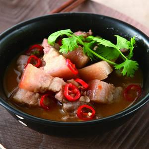 蝦醬燒肉(1)