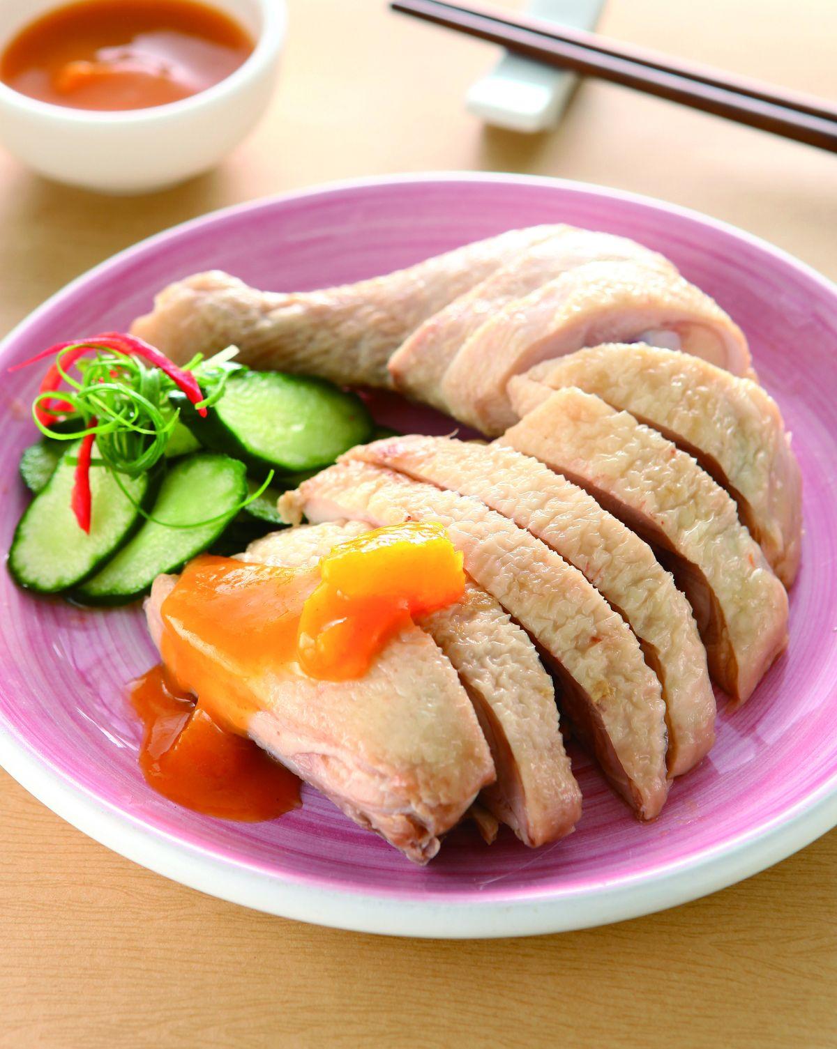 食譜:白切雞(1)