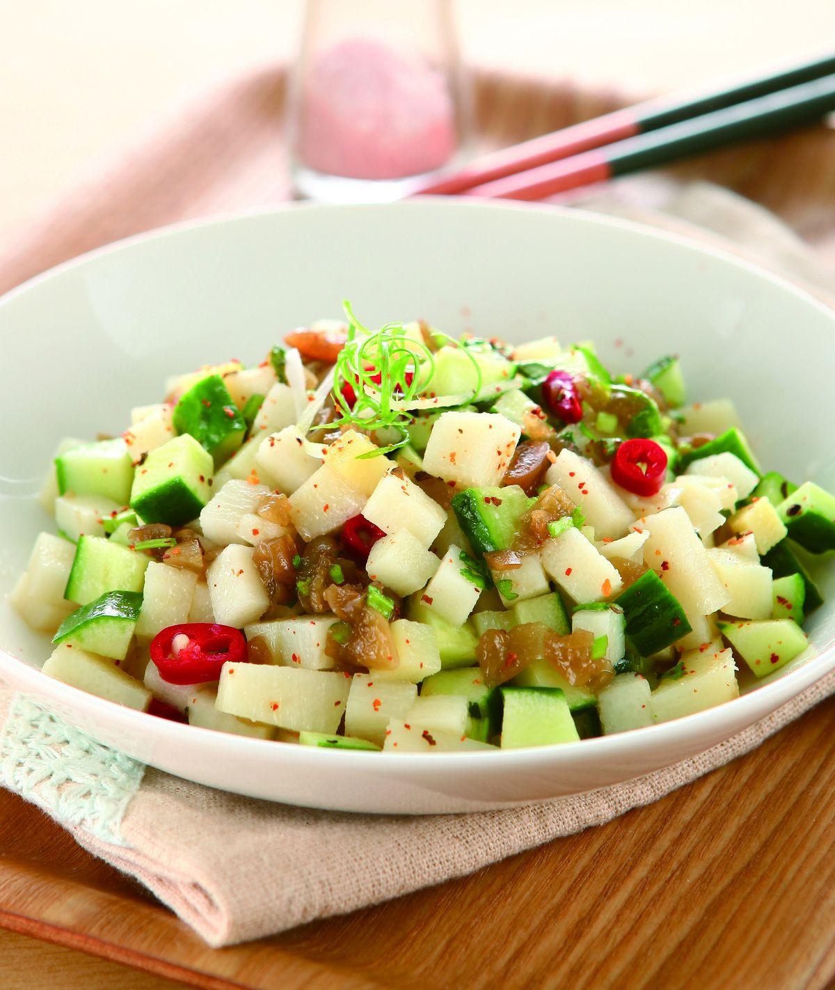 食譜:梅醬竹筍