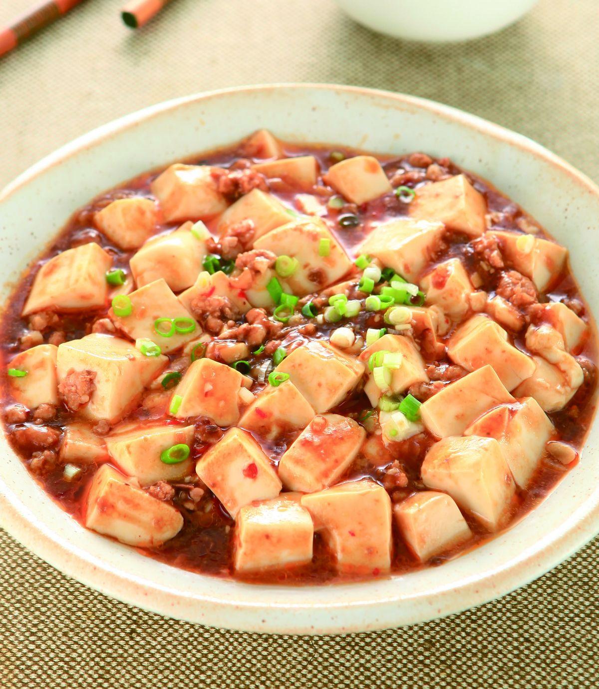 食譜:麻婆豆腐(39)