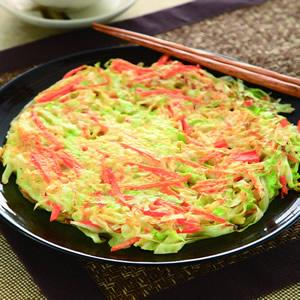 蔬菜蛋餅(3)
