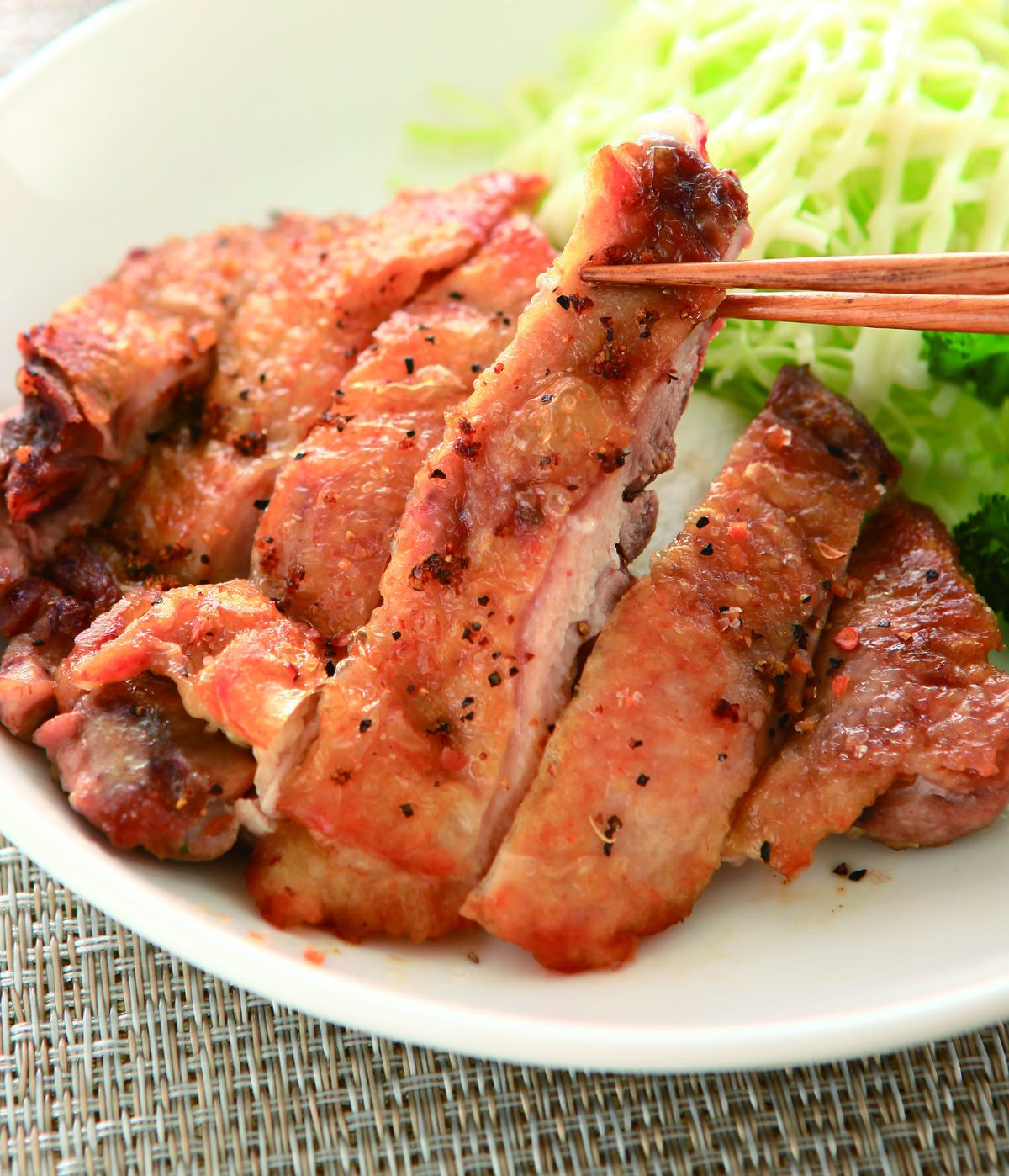 食譜:香草雞排(2)