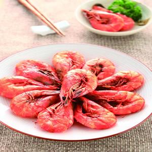 海鹽烤蝦(1)