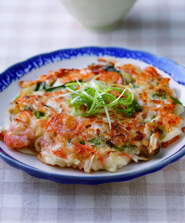食譜:海鮮煎餅(5)