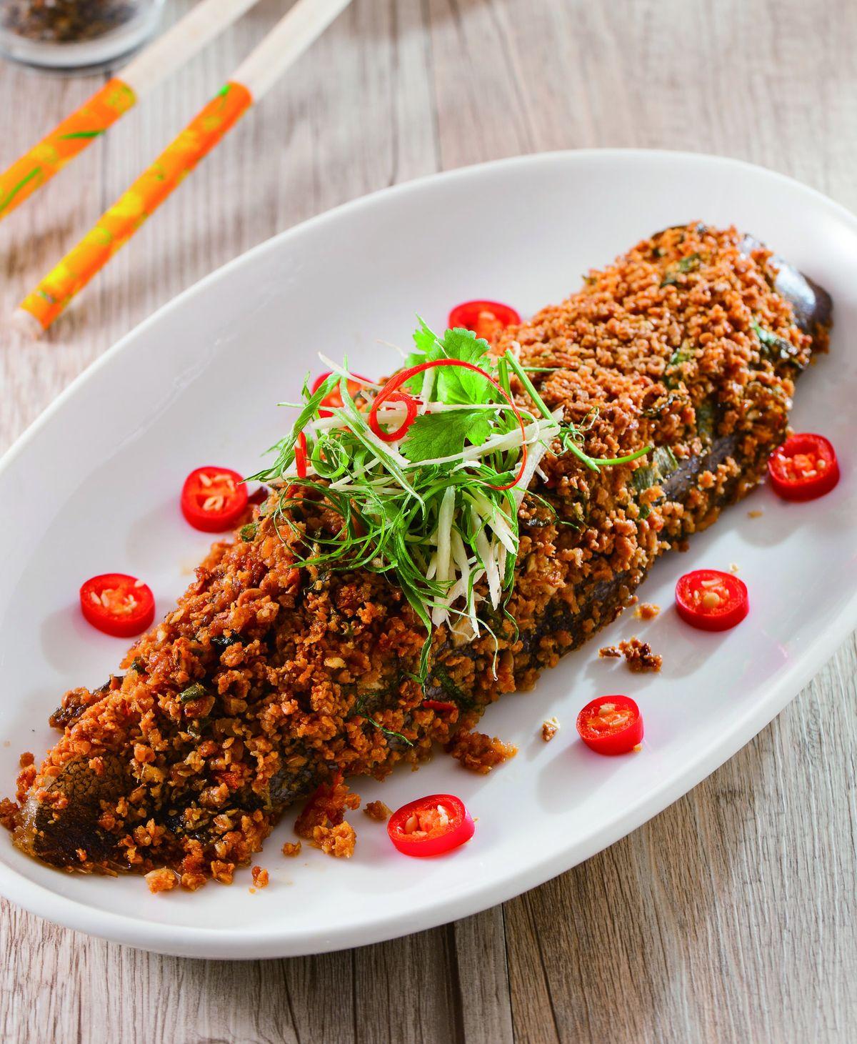 食譜:豆酥鱈魚(16)