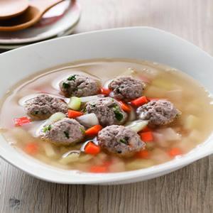 三色鴨丸湯