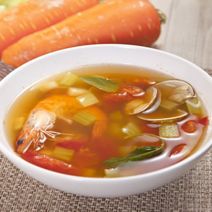 匈牙利紅椒海鮮蔬菜湯