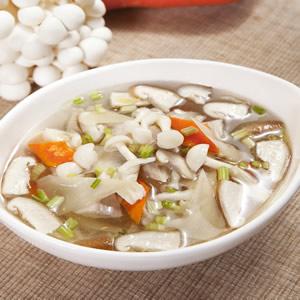 魚片鮮菇湯