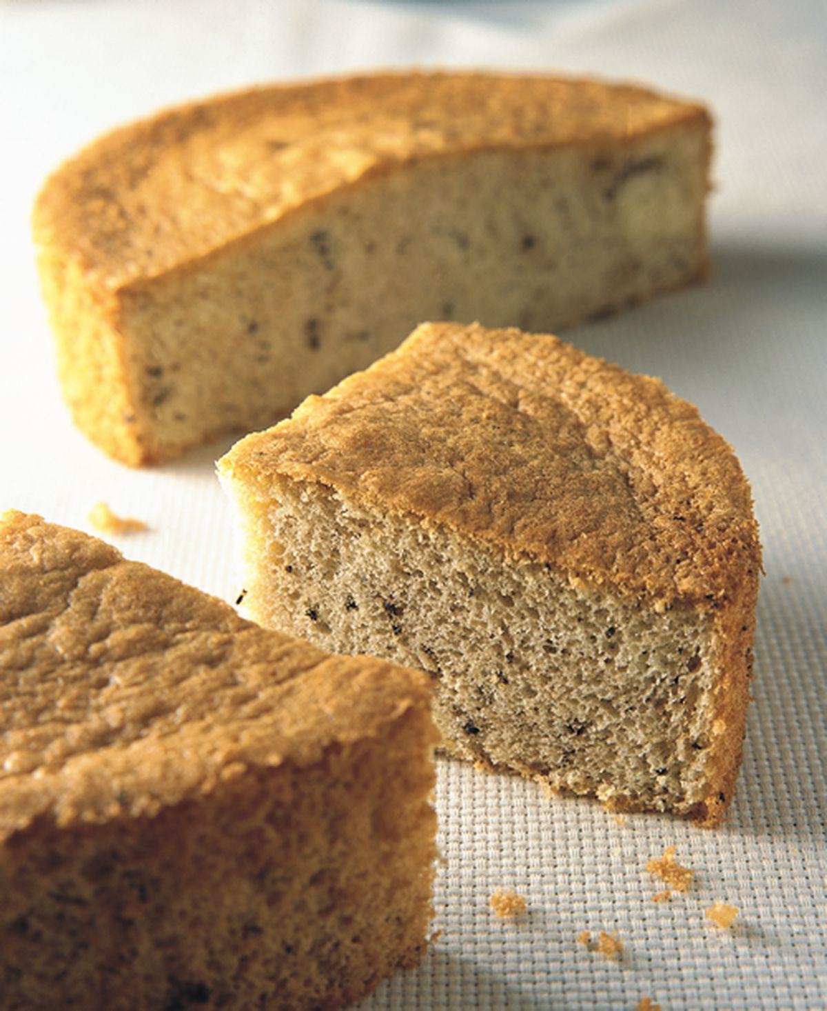 食譜:紅茶海綿蛋糕