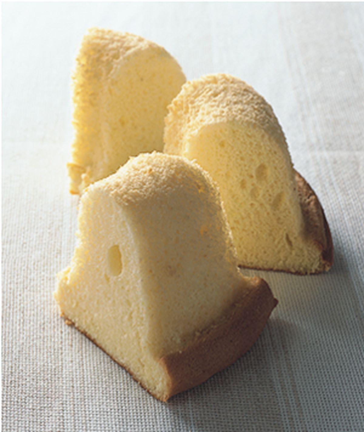 食譜:黃金天使蛋糕