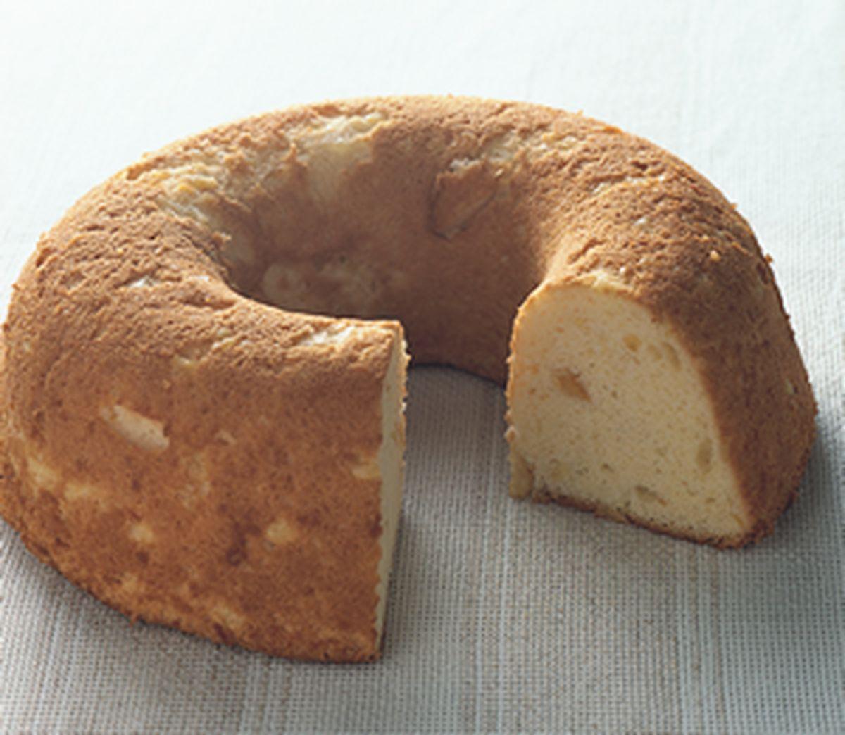 食譜:水果天使蛋糕
