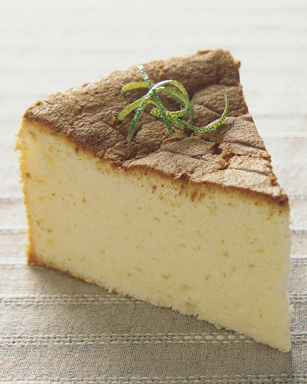 食譜:檸檬戚風蛋糕