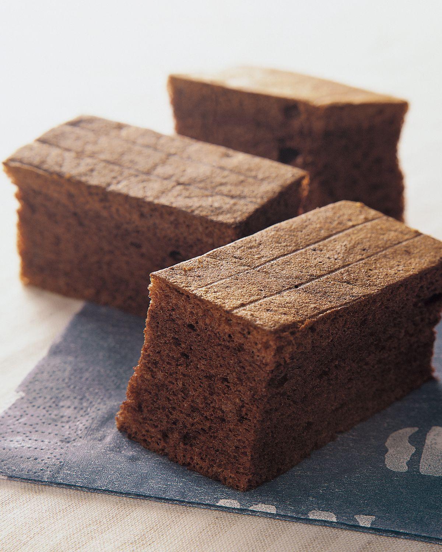 食譜:巧克力戚風蛋糕