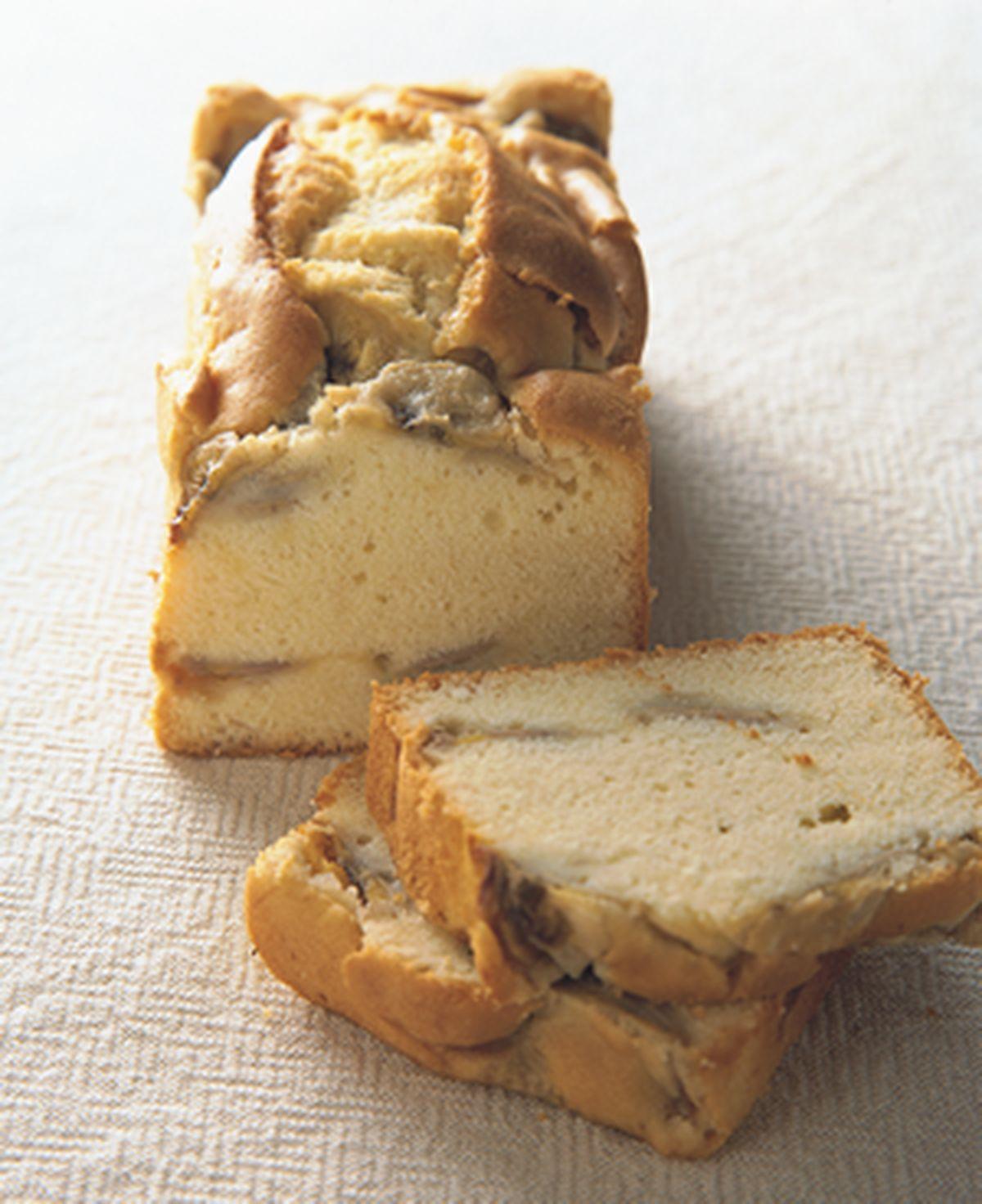 食譜:香蕉蛋糕(2)