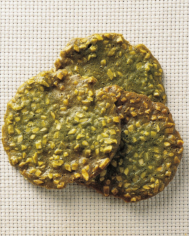 食譜:綠茶薄餅