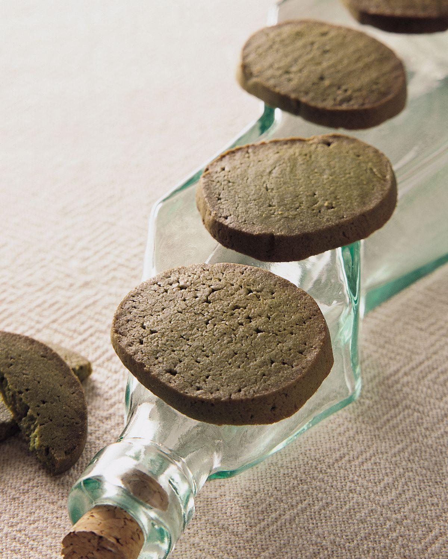 食譜:綠茶冰箱小西餅