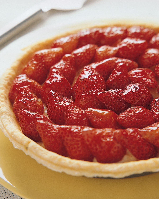 食譜:草莓派