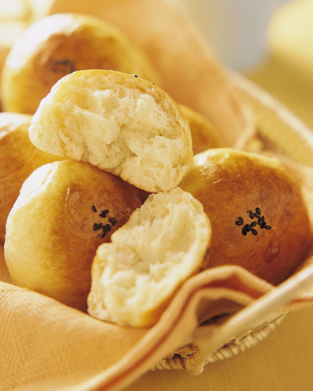 食譜:奶油小餐包