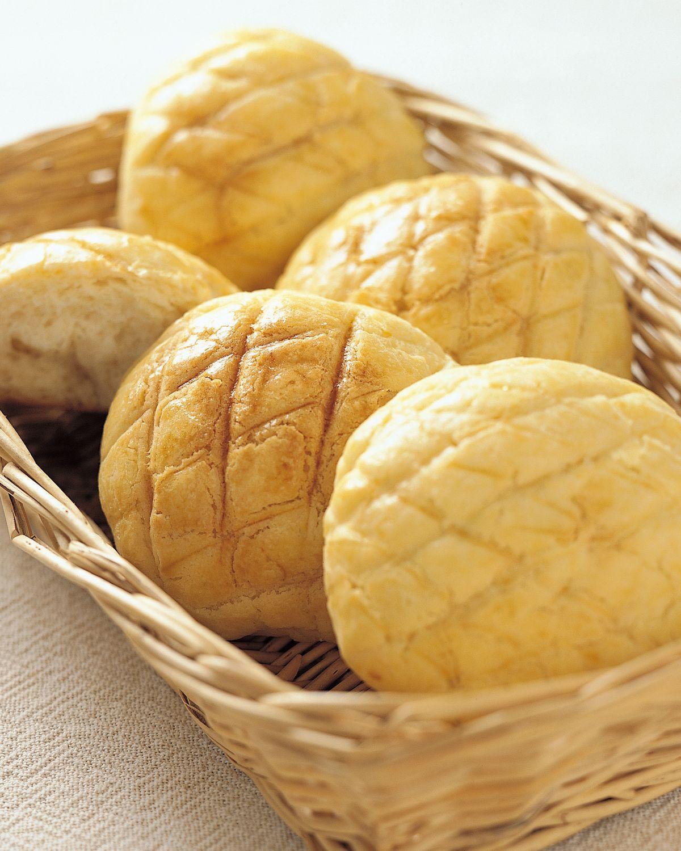 食譜:菠蘿麵包