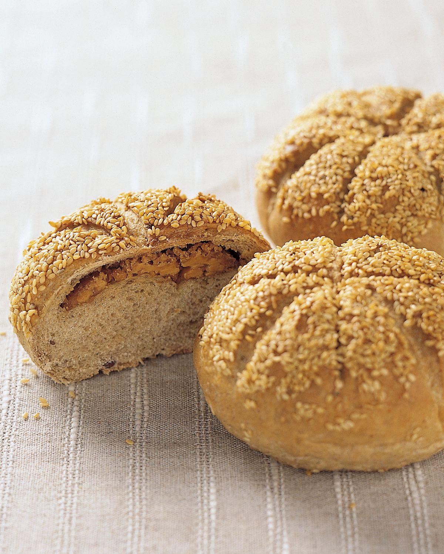 食譜:豪華麵包