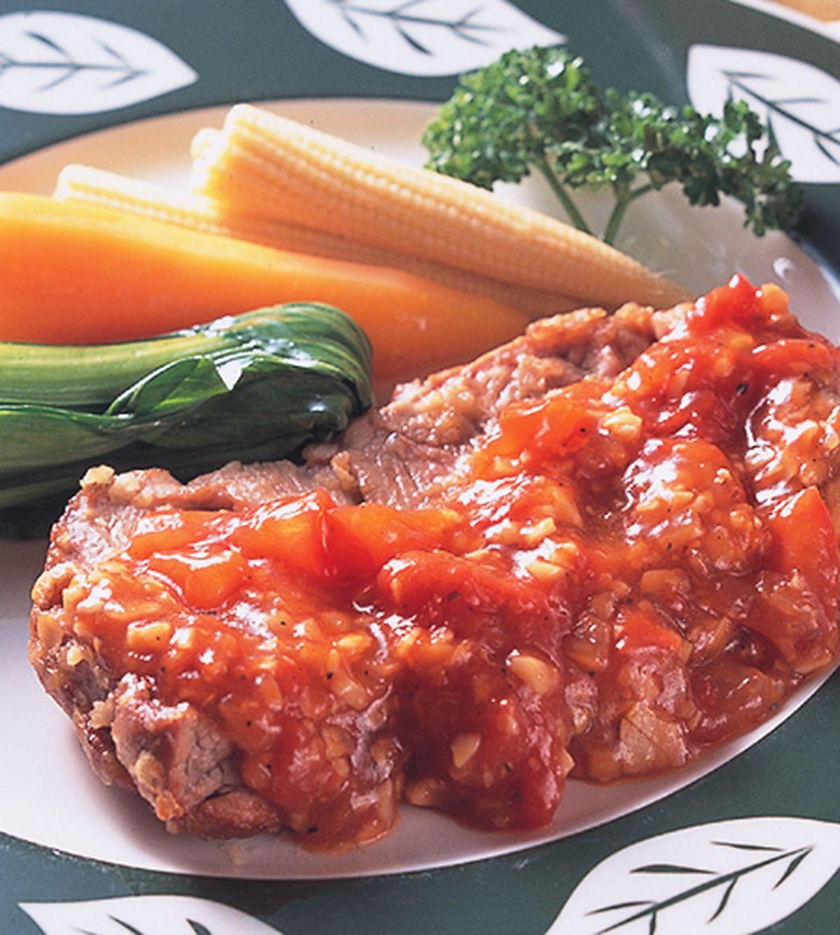 食譜:里肌豬排(1)