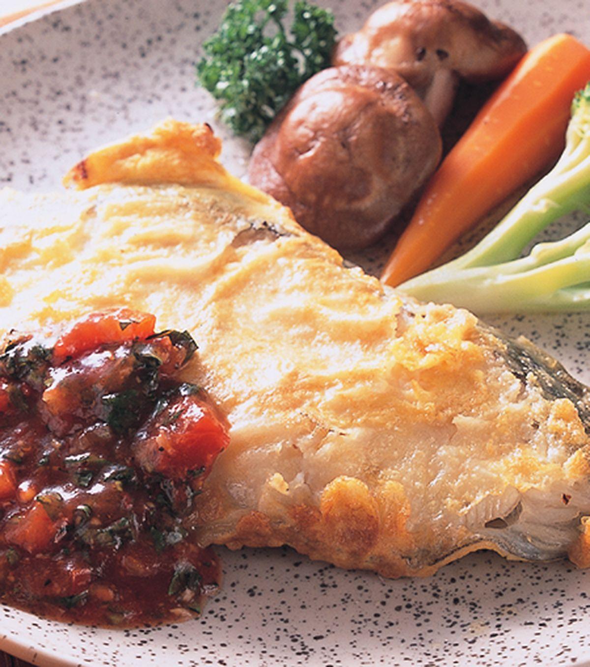 食譜:鱈魚排