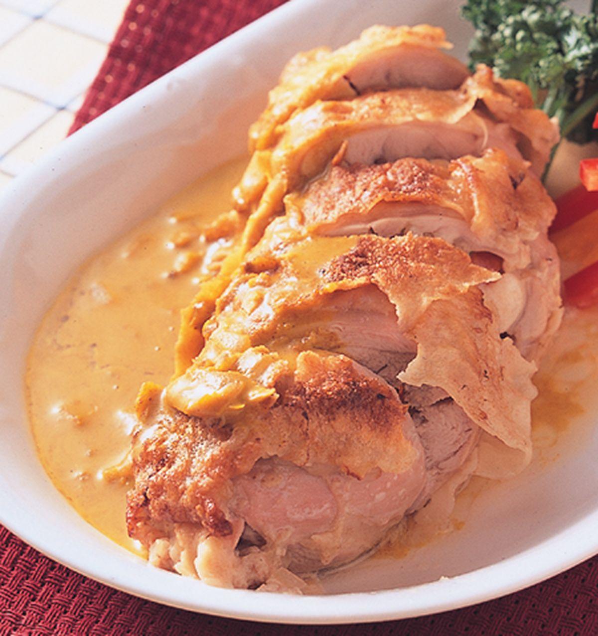 食譜:意式雞捲