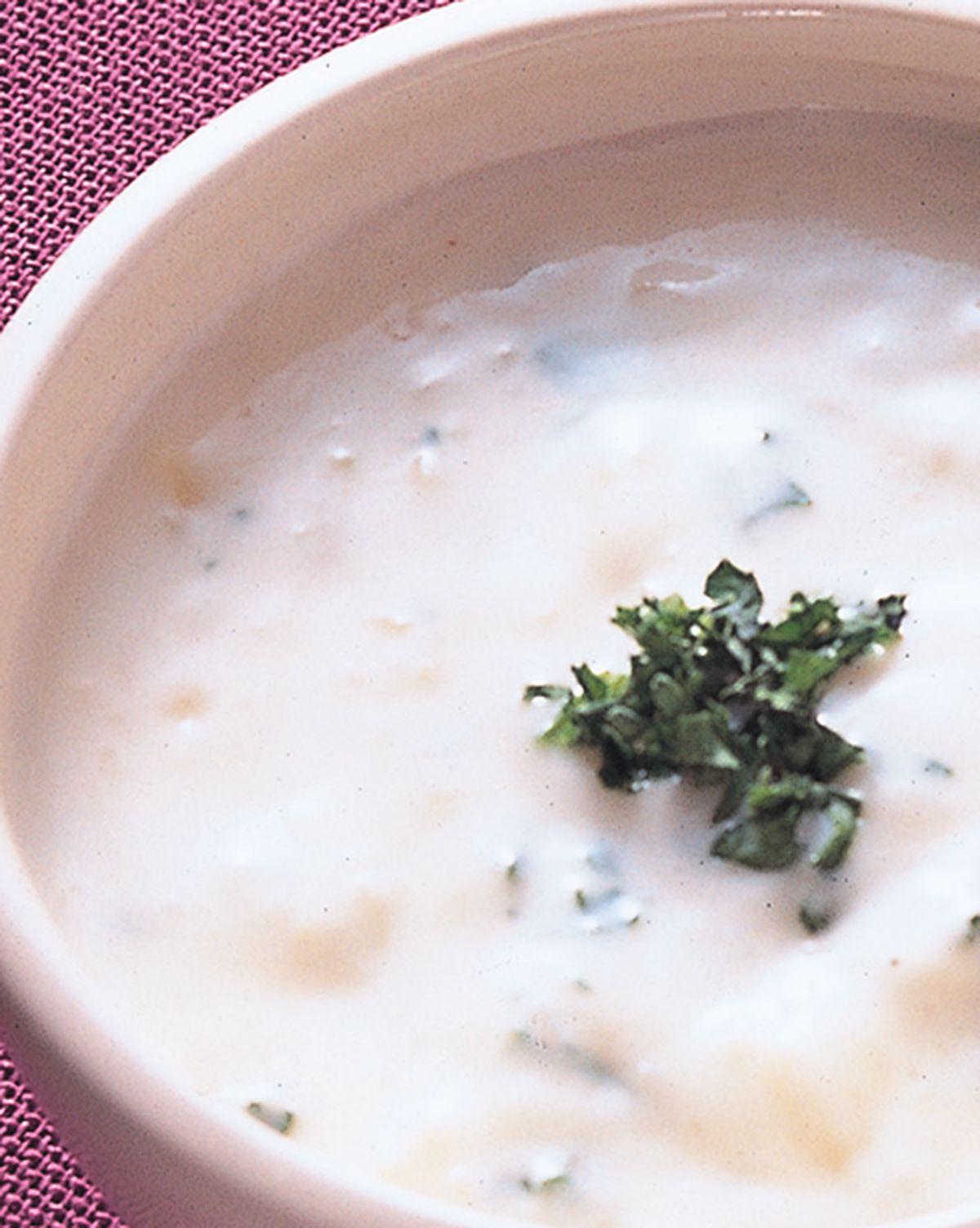 食譜:奶油白醬(2)