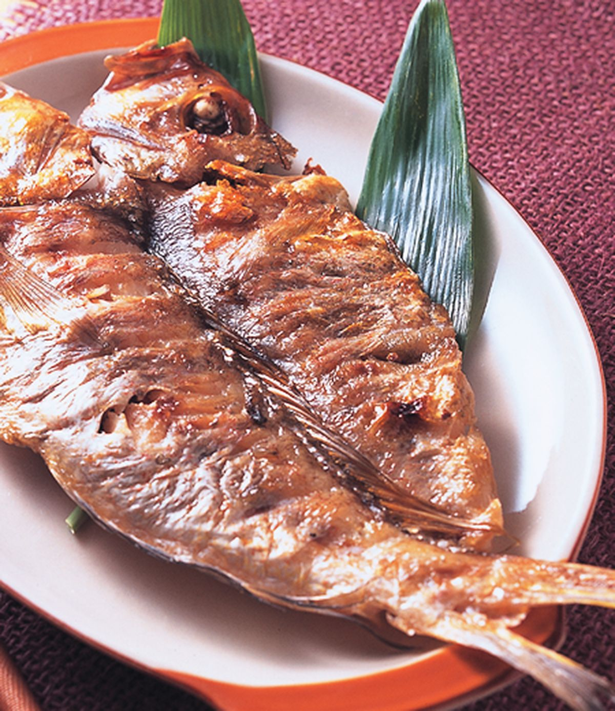 食譜:酒燒馬頭魚