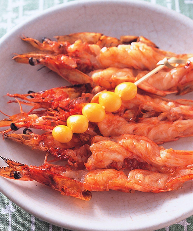 食譜:鮮蝦鬼殼燒
