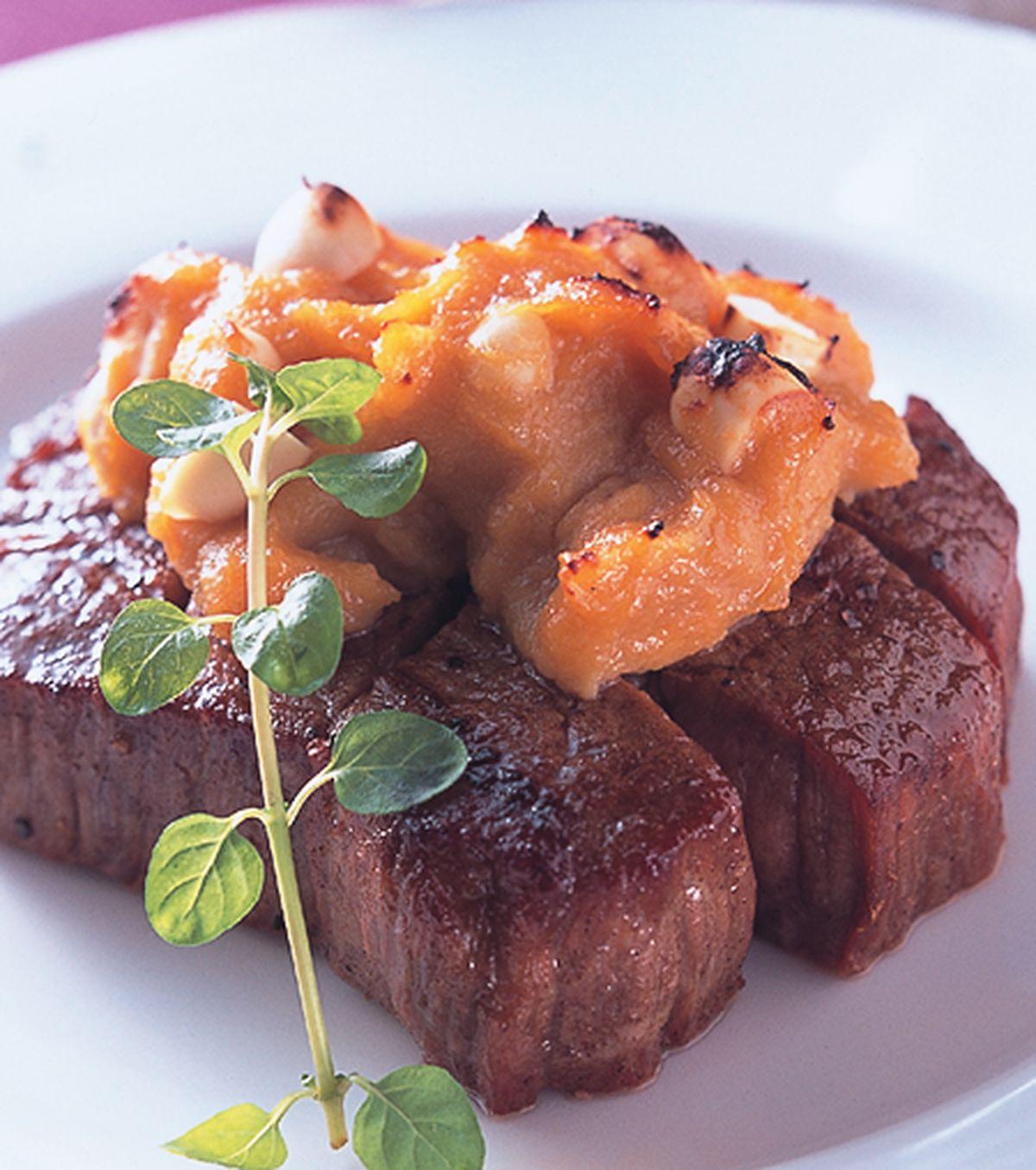 食譜:味噌牛肉燒