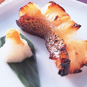 銀鱈西京燒