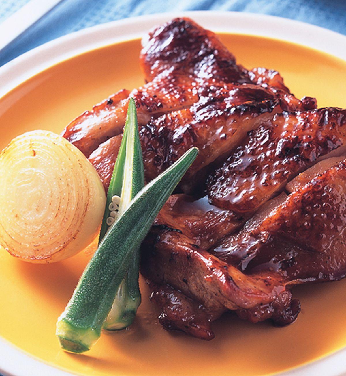 食譜:照燒雞腿(3)